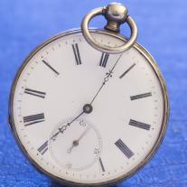 Antique Pocket Watch with Key Vacheron Geneve